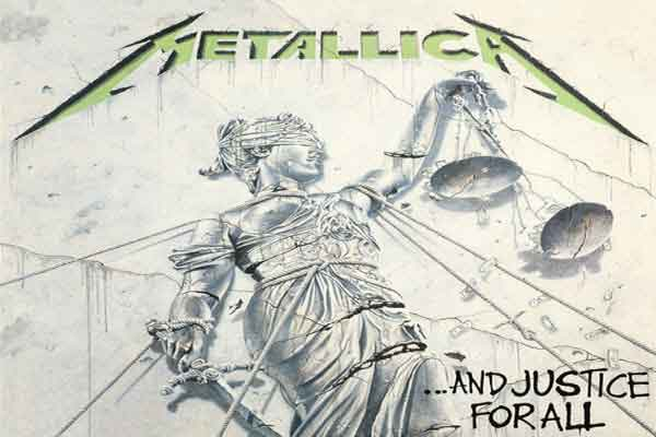 "Metallica ""…And Justice For All"" 1988"