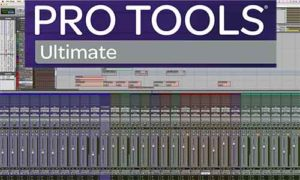 Третья версия - Pro Tools HD(Ultimate)