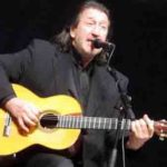 Изгиб гитары желтой аккорды от автора