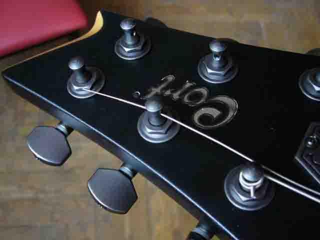 Как поменять струны на электрогитаре с Floyd Rose 47