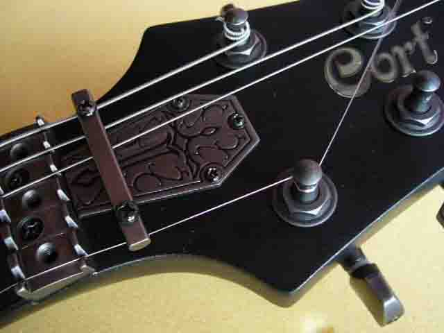 Как поменять струны на электрогитаре с Floyd Rose 62