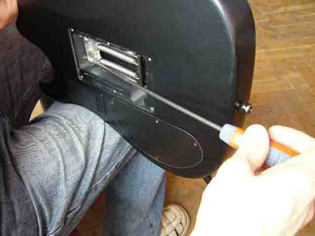 Как поменять струны на электрогитаре с Floyd Rose 82