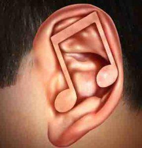 Чтобы подбирать на слух необходимо наличие музыкального слуха