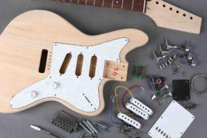 Что потребуется чтобы сделать гитару своими руками в домашних условиях?