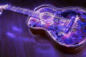 Нужно слушать и воспринимать гитару