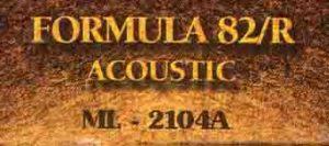 Струны Dean Markley «Formula 82» для акустических и полуакустических гитар