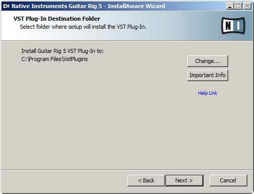 По умолчанию в FL Studio и Guitar rig, VST плагины устанавливаются в папку: C:\Program Files\VstPlugins