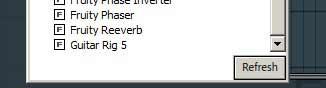 FL Studio: поставим напротив него галочку в виде символа F