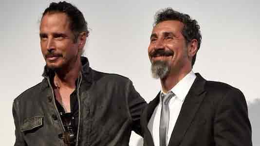 Серж Танкян из группы «System of a Down»: Я до сих пор не могу понять смерть Криса Корнелла. И не думаю, что когда-либо смогу