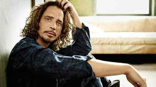 Chris Cornell(Крис Корнелл) - Soundgarden