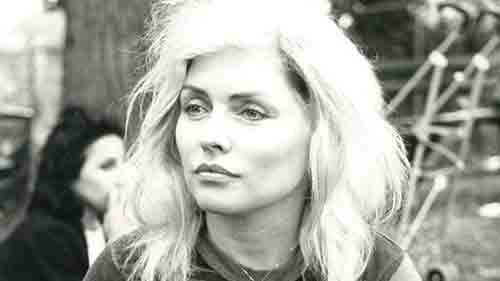 Debbie Harry(Дебби Гарри) - Blondie