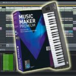Magix Music Maker 2017 видео-инструкция по установке и активации