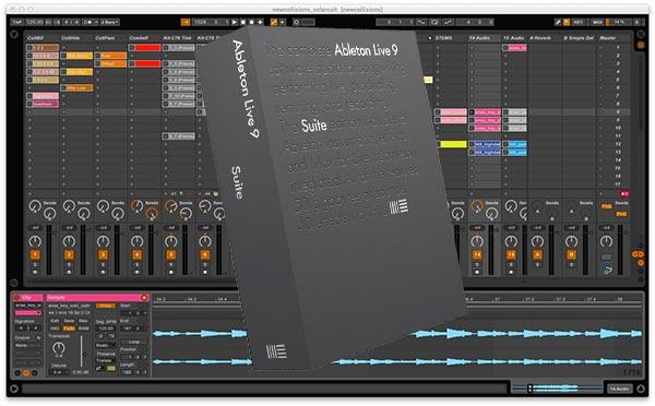 Ableton Live 9 Suite скачать крякнутый на русском торрент с паком 32/64бит бесплатно