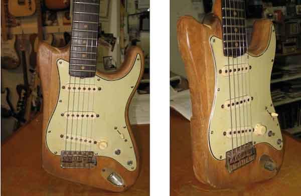 """Ужасающие """"улучшения"""" и способы ремонта гитары 10"""