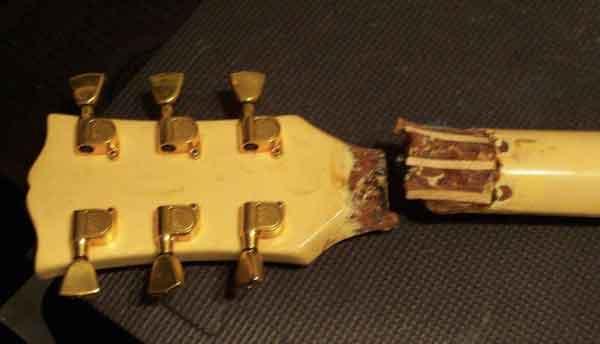 """Ужасающие """"улучшения"""" и способы ремонта гитары 18"""