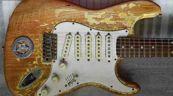"""Ужасающие """"улучшения"""" и способы ремонта гитары 20"""