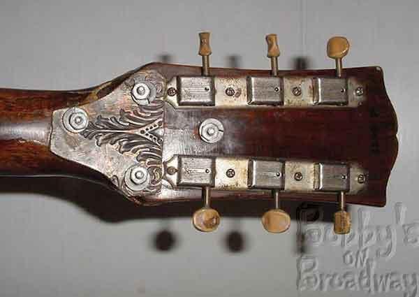 """Ужасающие """"улучшения"""" и способы ремонта гитары 22"""
