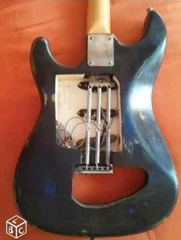 """Ужасающие """"улучшения"""" и способы ремонта гитары 23"""