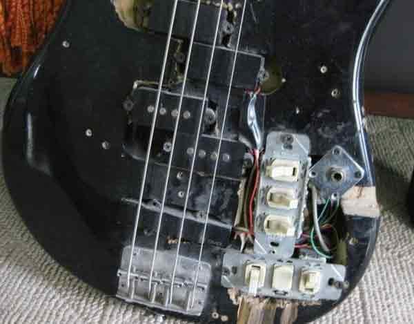 """Ужасающие """"улучшения"""" и способы ремонта гитары 3"""