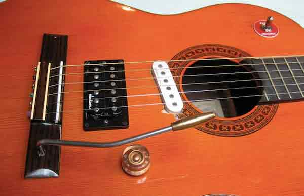 """Ужасающие """"улучшения"""" и способы ремонта гитары 5"""
