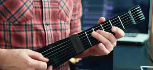 JamStik+ портативная смарт-гитара
