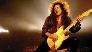 Ингви Мальмстин: Сколько мне приходилось тренироваться играть на гитаре в детстве, чтобы достичь такого уровня