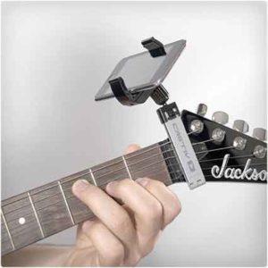 Держатель смартфона для гитары