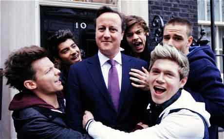 One Direction - куча придурков