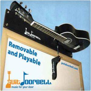 "Дверной звонок из гитары - ""Guitdoorbell"""