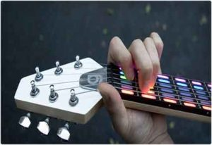 gTar - гитара с подсветкой на ладах