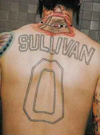 """татуировка у """"The Rev"""" из A7X"""