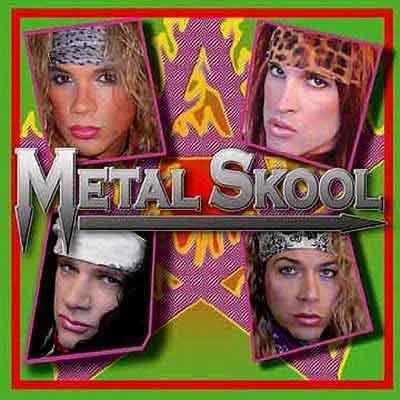 """Metal Skool """"Metal Skool"""""""