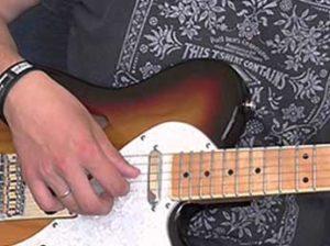 Гитарист, не забывайте о правой руке!