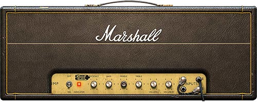 Янг предпочитает плекси Marshall