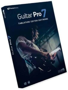Guitar Pro 7 скачать торрент русская версия c ключом активации 32/64 bit soundbanks
