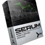 Serum VST видео установки и активации