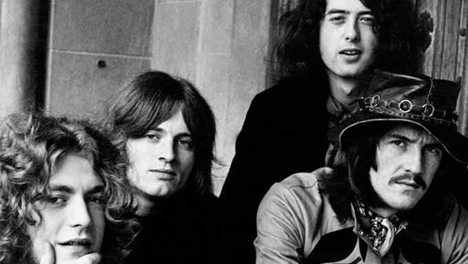 Пейдж создал новую группу под названием Led Zeppelin
