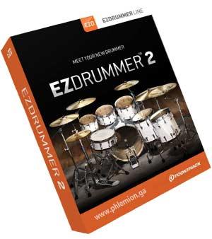 EZDrummer 2 скачать торрент