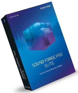 Sound Forge скачать торрент - русская версия PRO 12
