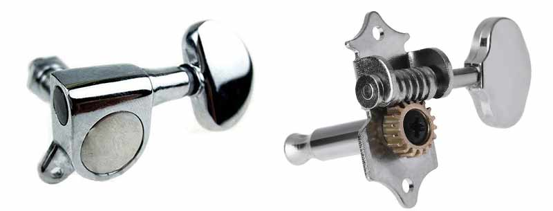 два вида колков: закрытые и открытые