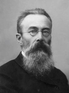 Римский-Корсаков - русский композитор, учитель музыки и дирижёр.