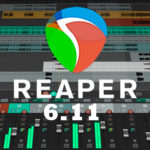 Cockos REAPER v6.11 RePack by Xetrin страница скачивания