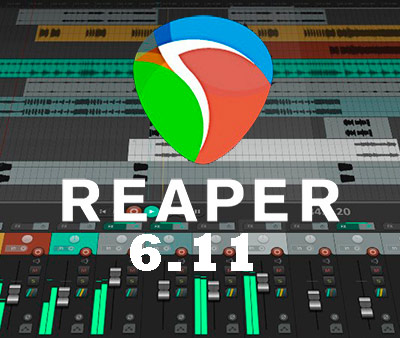 Reaper 6.11 скачать бесплатно русская версия торрент
