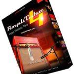 AmpliTube 4 скачать торрент Windows 7/10/Mac Os - 32/64 bit крякнутый русская версия