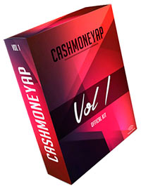 CashMoneyAp Drum Kits (2021) Vol 1-2 скачать REDDIT Official Download Sample Pack