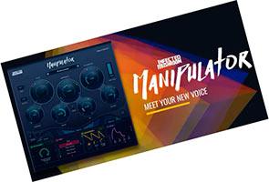 Manipulator VST скачать торрент v0.904 Infected Mushroom плагин для FL Studio 20/12 крякнутый (Serial Key) 32/64bit Win/MacOs бесплатно