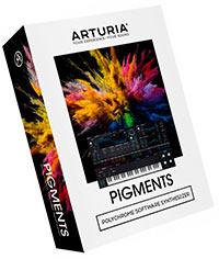 Pigments VST скачать торрент v2.0.0.747 для FL Studio 20 крякнутый Arturia Activate Torrent 32 bit