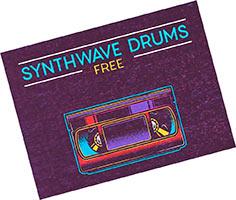 Synthwave Drum Kit (2021) скачать торрент Sample Pack Free сэмплы для FL Studio 20/12 VST