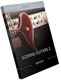 Scoring Guitars 2 KONTAKT