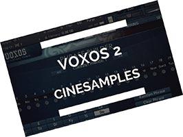Voxos 2 (KONTAKT) Cinesamples